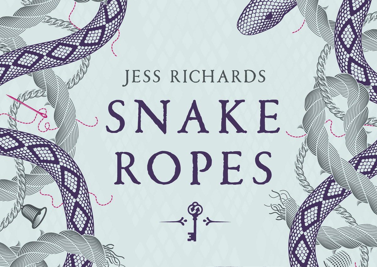 Snake Ropes Book Cover Crop